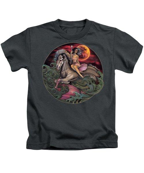 Sea Horse Kids T-Shirt