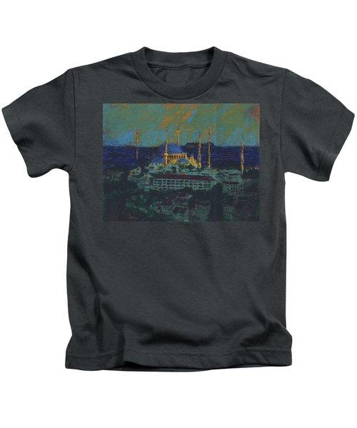Sea Of Marmara Kids T-Shirt