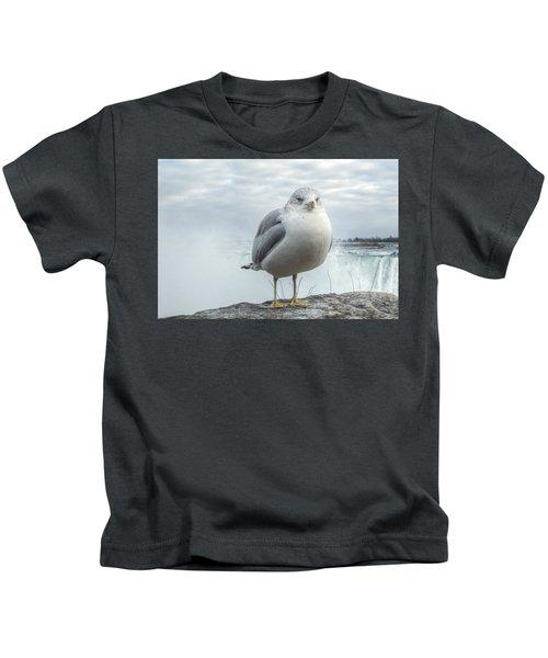 Seagull Model Kids T-Shirt