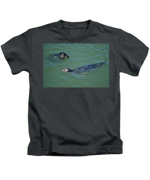 Sealion Friends Kids T-Shirt