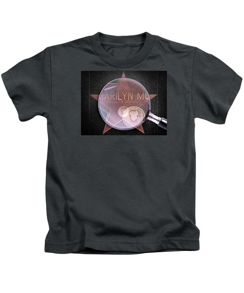 Searching For A Star Kids T-Shirt
