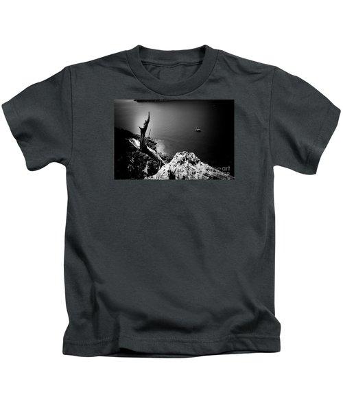 Seascape Artmif.lv Adrasan Kids T-Shirt