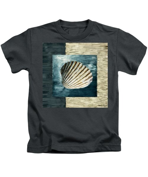 Seashell Souvenir Kids T-Shirt