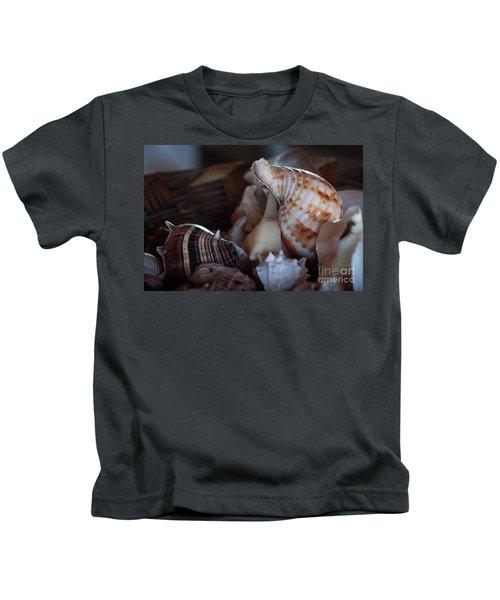 Seashells  Kids T-Shirt