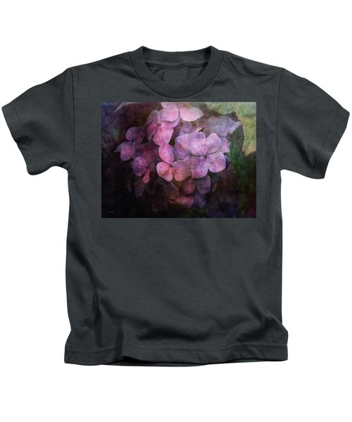 Secret Hydrangea 1538 Idp_2 Kids T-Shirt