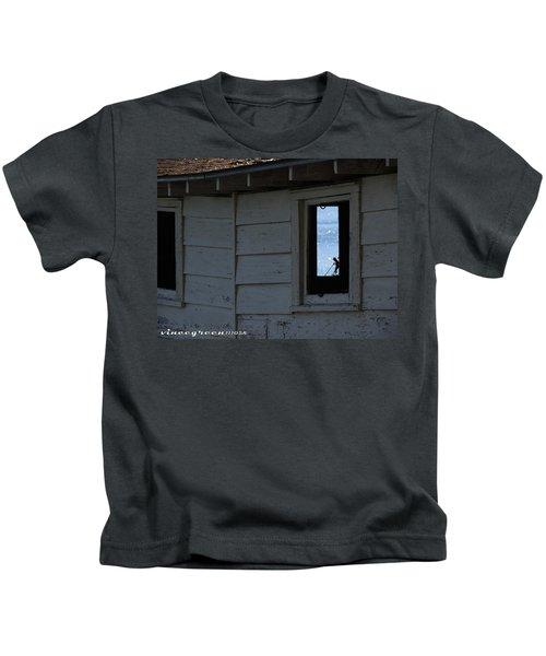 Secrets Of The Georgia Coastal Empire Kids T-Shirt