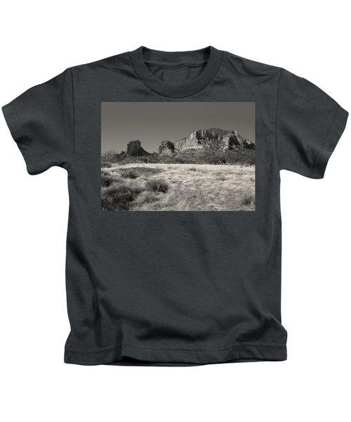 Sedona Morning Kids T-Shirt