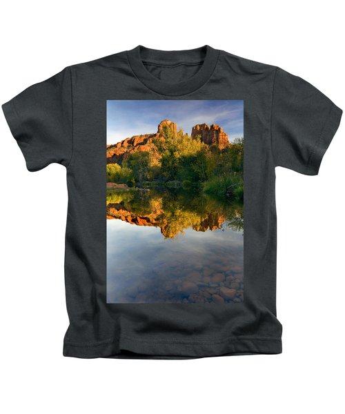 Sedona Sunset Kids T-Shirt