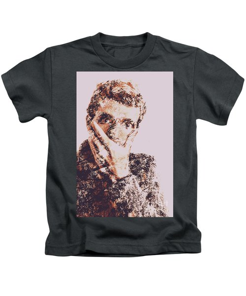 Self Censorship Is The New Speak No Evil Kids T-Shirt