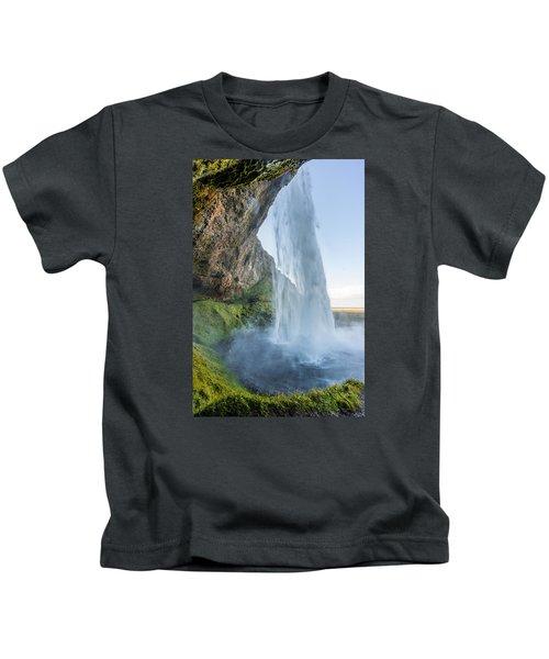 Seljalandsfoss Kids T-Shirt