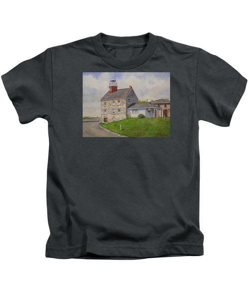 Selkirk Lighthouse Kids T-Shirt