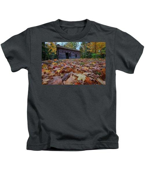 Seneca Council Grounds Kids T-Shirt