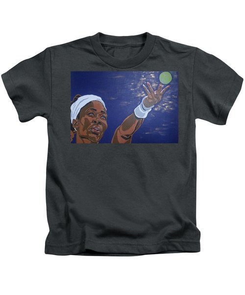 Serena Williams Kids T-Shirt