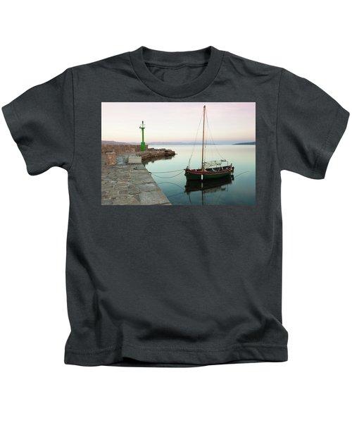 Serene Awakening Kids T-Shirt