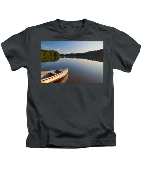Serene Morning Kids T-Shirt