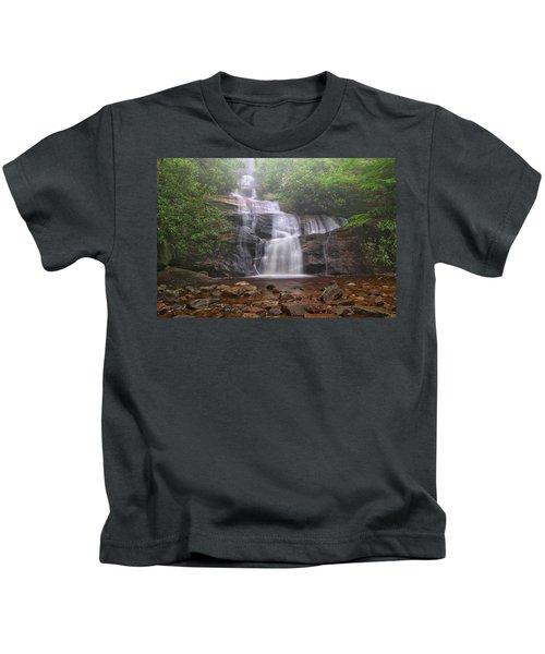 Setrock Creek Falls  Kids T-Shirt