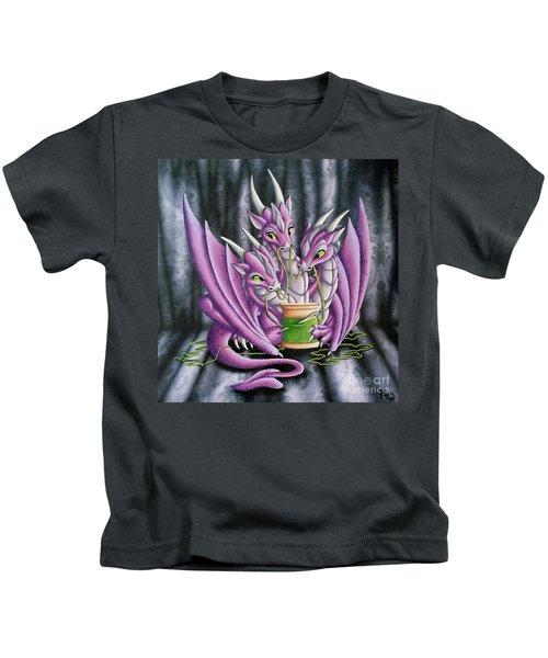 Sewing Dragons Kids T-Shirt