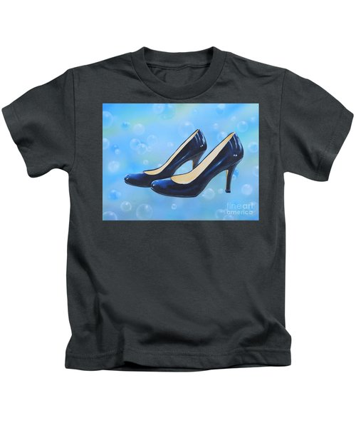 Sexy Shoes Kids T-Shirt