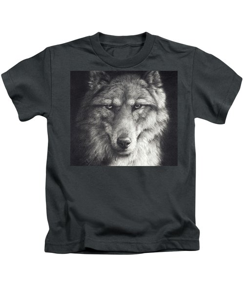 Shadow Falling Kids T-Shirt