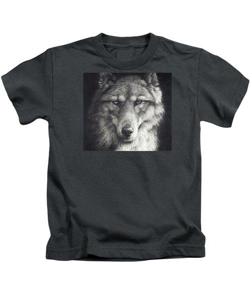 Shadow Falling Kids T-Shirt