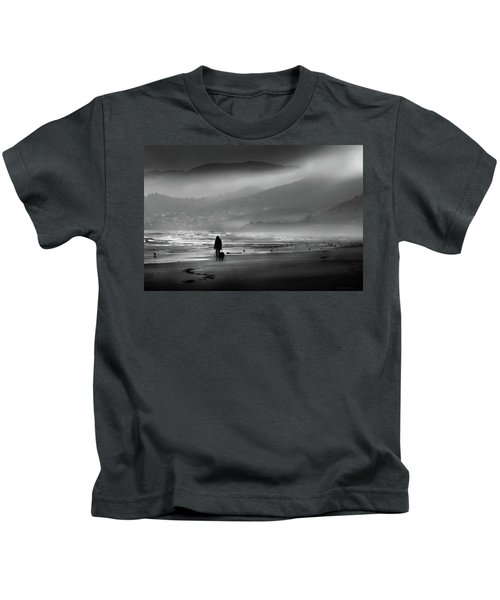 Shadow Of A Doubt Kids T-Shirt