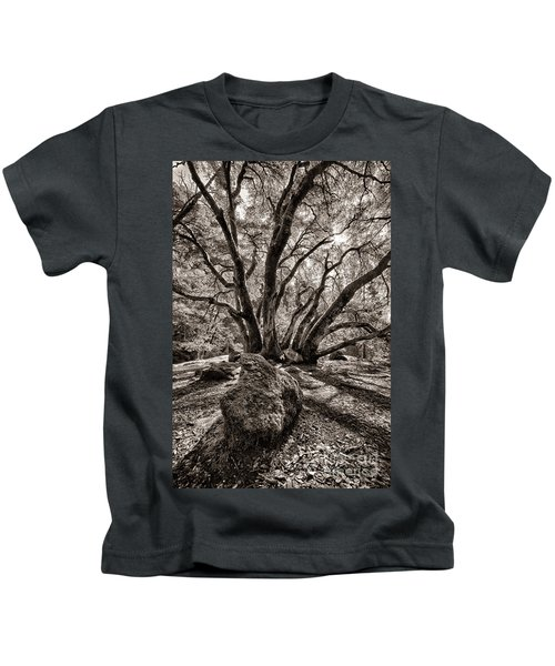 Shadow Tree Kids T-Shirt