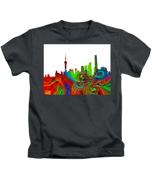 Shanghai  Kids T-Shirt
