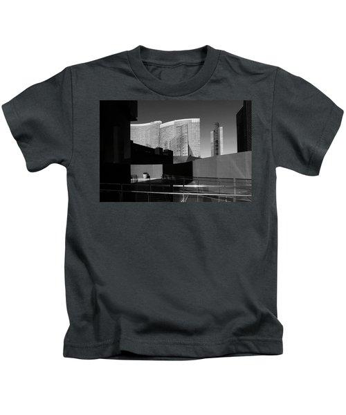 Shapes And Shadows 3720 Kids T-Shirt