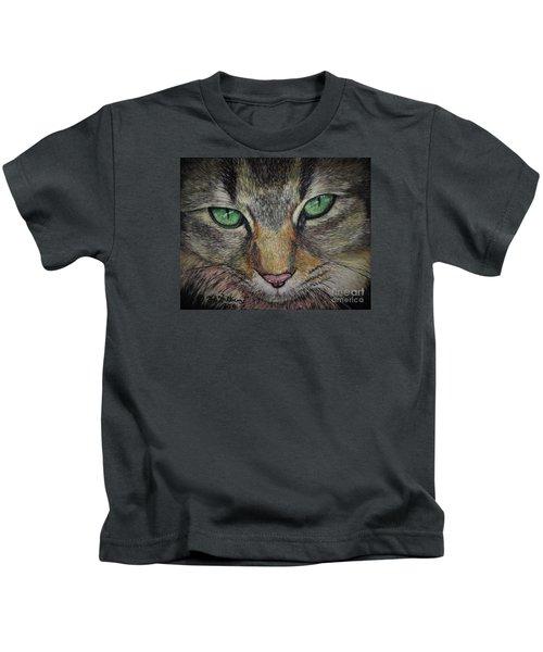 Sharna Eyes Kids T-Shirt