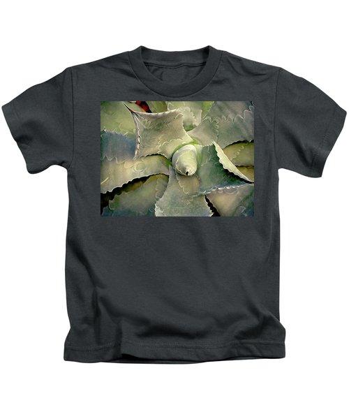 Sharp Embrace 8 Kids T-Shirt