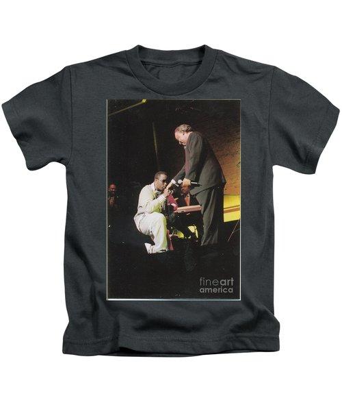 Sharpton 50th Birthday Kids T-Shirt by Azim Thomas