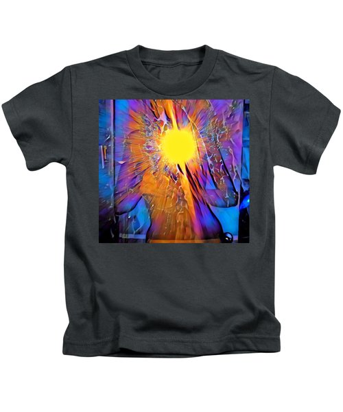 Shattering Perceptions   Kids T-Shirt
