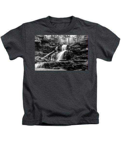 Shawnee Falls - 8892 Kids T-Shirt