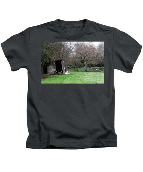 Sheep Shed Kids T-Shirt