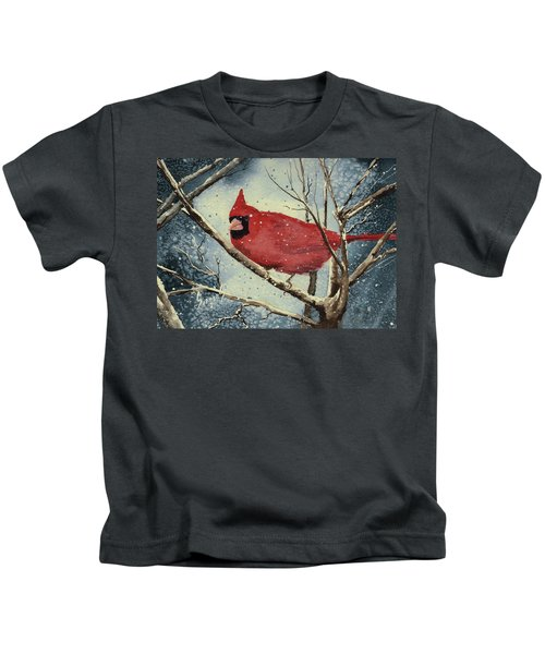 Shelly's Cardinal Kids T-Shirt