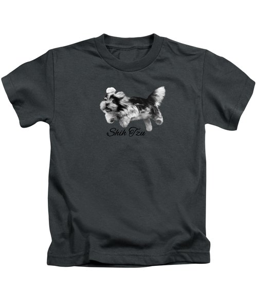 Shih Tzu Kids T-Shirt