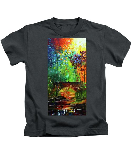 Shining Through Kids T-Shirt