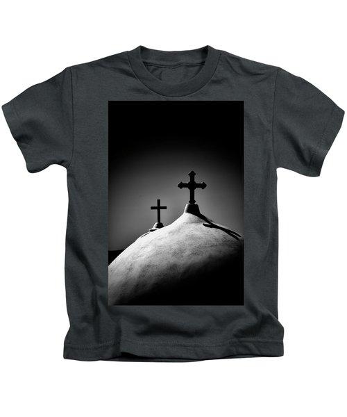 Show Me The Path. Kids T-Shirt