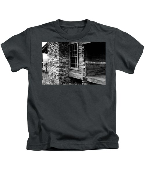 Side View Kids T-Shirt