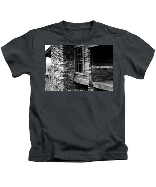 Side View Kids T-Shirt