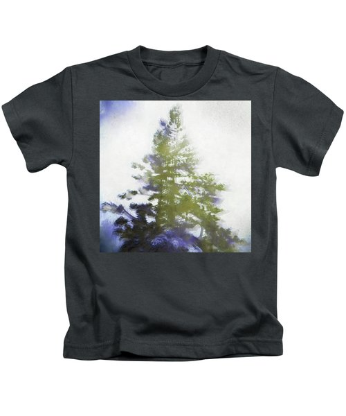 Sierra Book Pines Kids T-Shirt