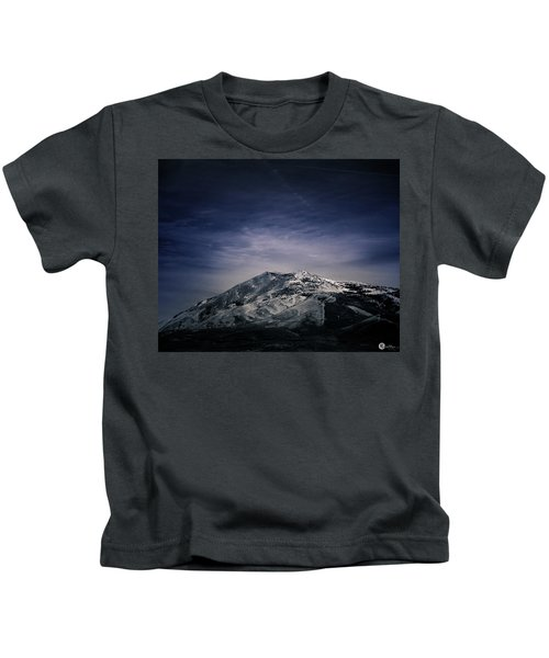 Sierra Majesty In February Kids T-Shirt