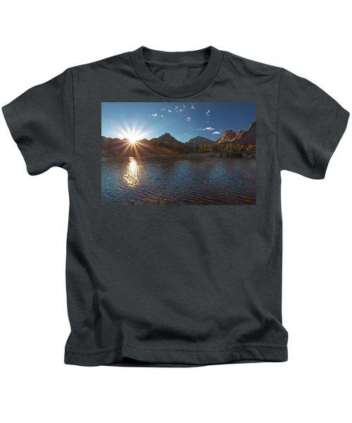 Sierra Sunrise Kids T-Shirt