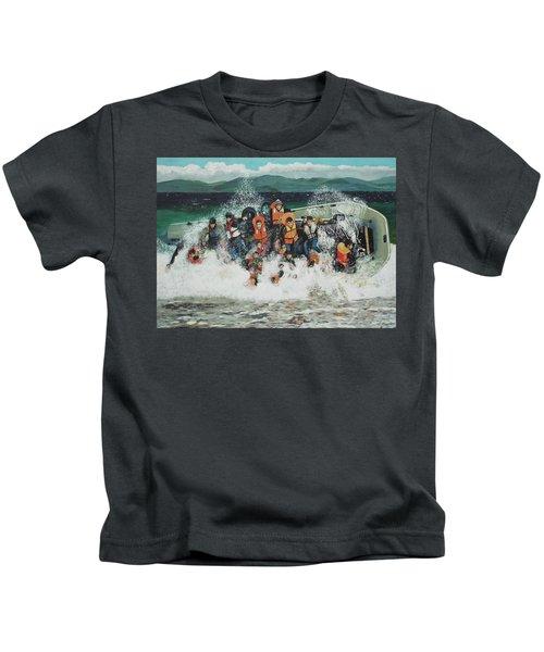 Silent Screams Kids T-Shirt