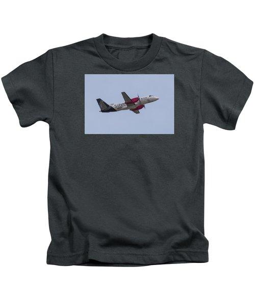 Silver Air Kids T-Shirt