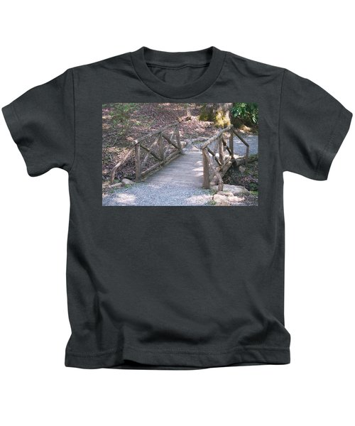 Simple Bridge Kids T-Shirt
