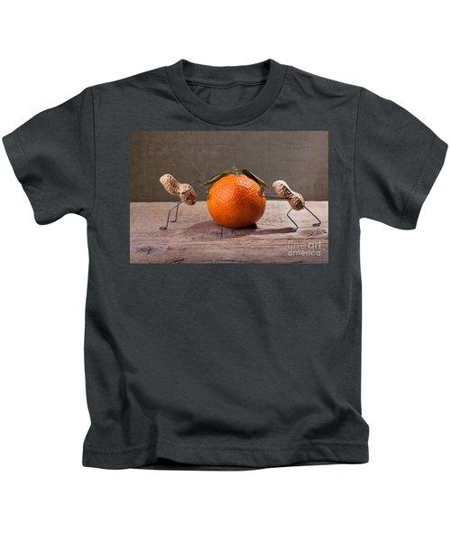 Simple Things - Antagonism Kids T-Shirt