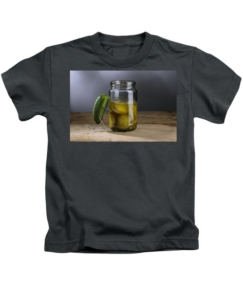 Simple Things - Mourning Kids T-Shirt