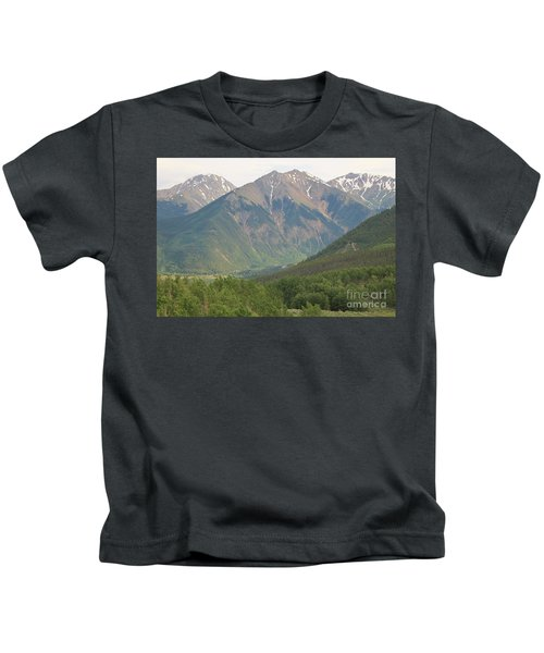Simply Colorado 2 Kids T-Shirt