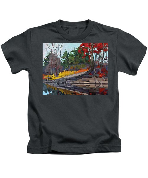 Singleton Autumn Kids T-Shirt